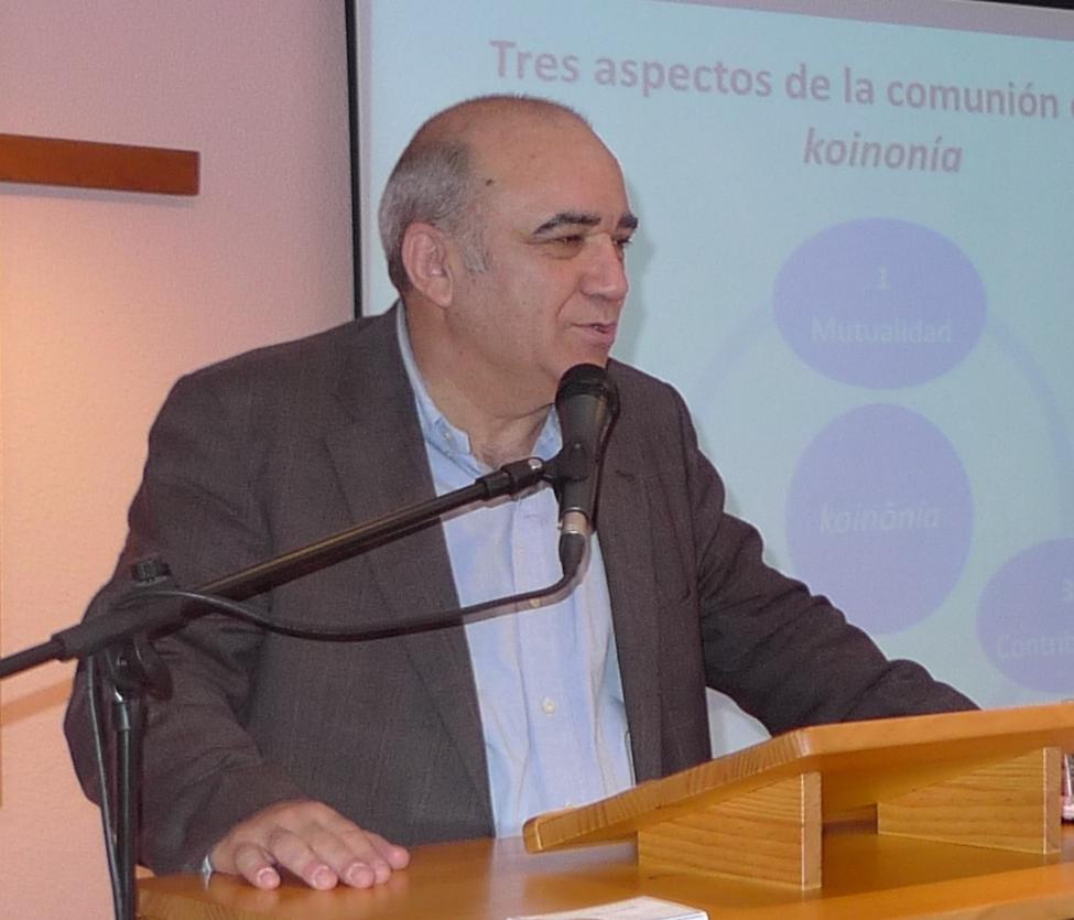 Pedro Arbalat, Director del Departamento de Evangelización y Misiones